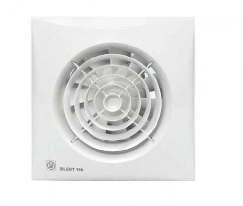 Вентиляторы Soler&Palau для санузлов и ванных комнат