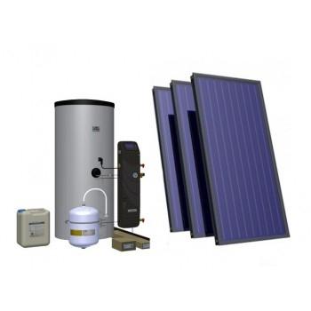 Солнечные коллекторы для отопления дома: экономия очевидна!