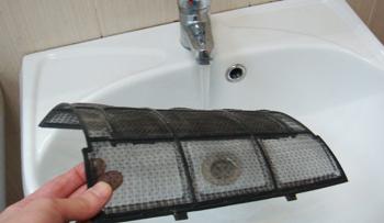 Чистка кондиционера. Как почистить кондиционер самому?