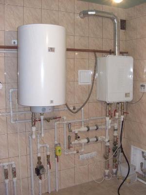Требования к помещению для установки газовых котлов