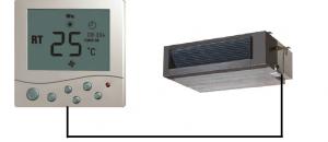 Приточно-вытяжная установка с рекуперацией IDEA AHE-150WB1
