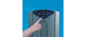 Ionic Air Purifier IDEA XJ-3800-1