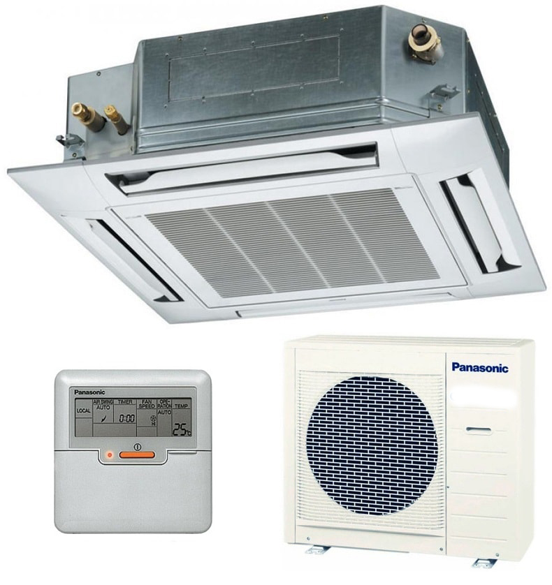 Panasonic серия SF-DB4F5/U-YLHBE5 INVERTER