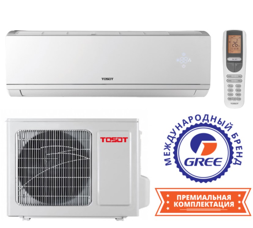 TOSOT серия Hansol WINTER INVERTER