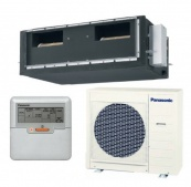 Канальные кондиционеры Panasonic серия SF-DD2E5/U-YLHBE5 INVERTER | Japan Systems