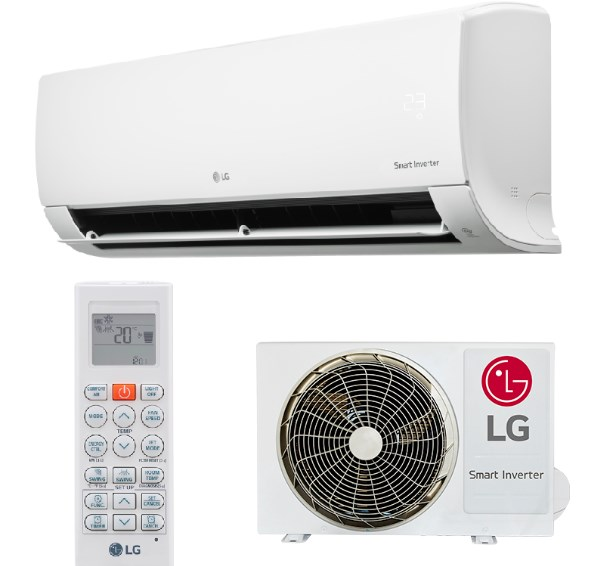 LG серии Mega Plus Inverter
