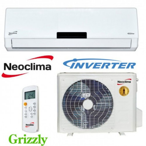 NeoClima серия NS/NU-AHDI Grizzly Inverter