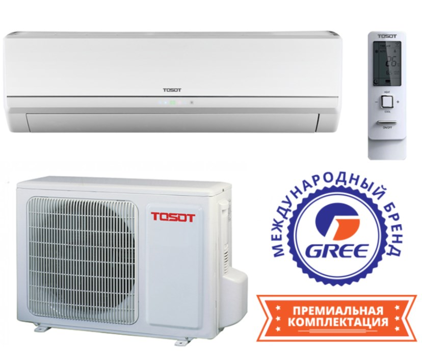 TOSOT серия ELION Winter Inverter